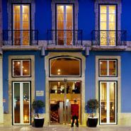 Heritage Av Liberdade 02, Lisbon Hotel, Arteh