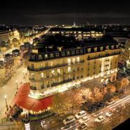 Hotel Fouquet's Barrière 45, Paris Hotel, ARTEH