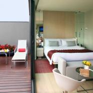 Hotel Cram 17, Barcelona Hotel, ARTEH