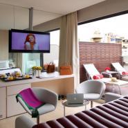 Hotel Cram 19, Barcelona Hotel, ARTEH